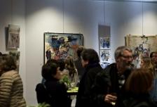 Nouvelle exposition de la Galerie Get Arty à l'Hôtel Le Bayonne