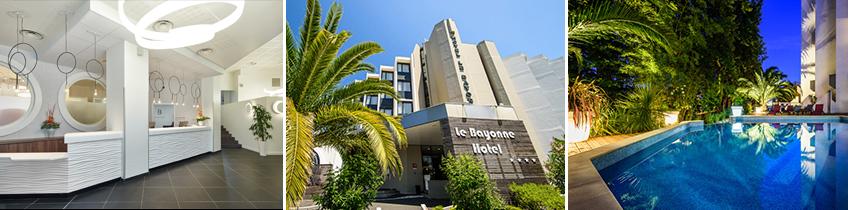 Hôtel à Bayonne